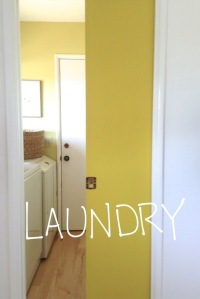 Laundry Room House Tour