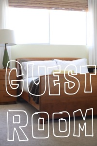 Guest Room House Tour