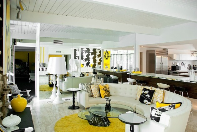 home adore park residence yellow black
