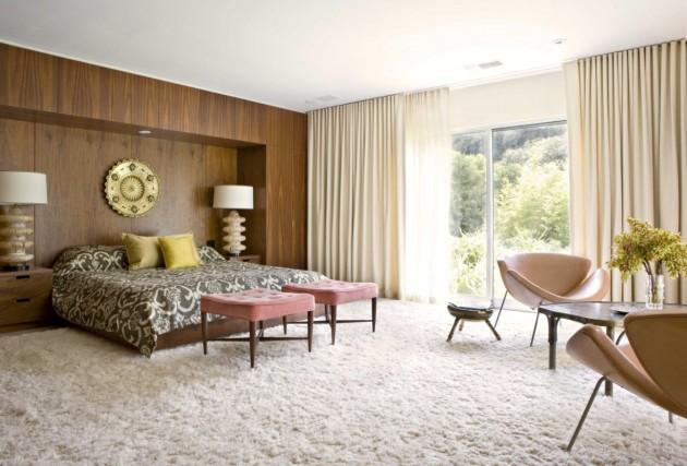 jamie bush mid century bedroom