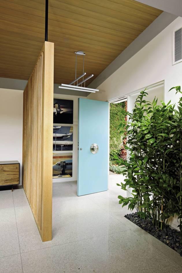 jim walrod blue door mid century
