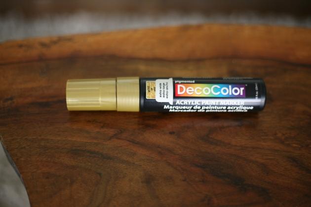 deco color paint marker