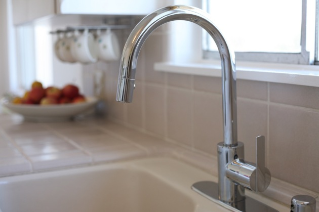 Grohe Starlight Chrome Faucet Kitchen