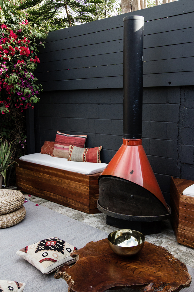 Buying a Vintage Cone Fireplace | Suburban Pop