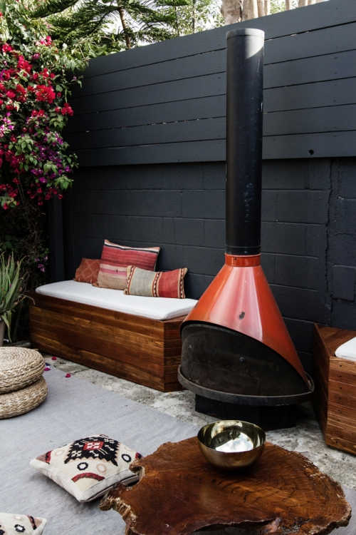 Buying a Vintage Cone Fireplace Suburban Pop