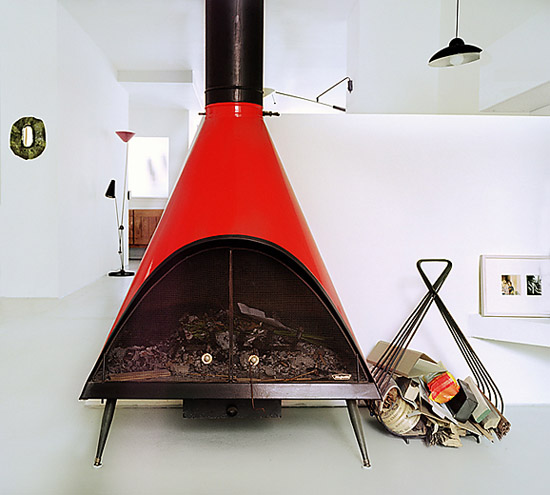 Fine Buying A Vintage Cone Fireplace Suburban Pop Home Interior And Landscaping Eliaenasavecom