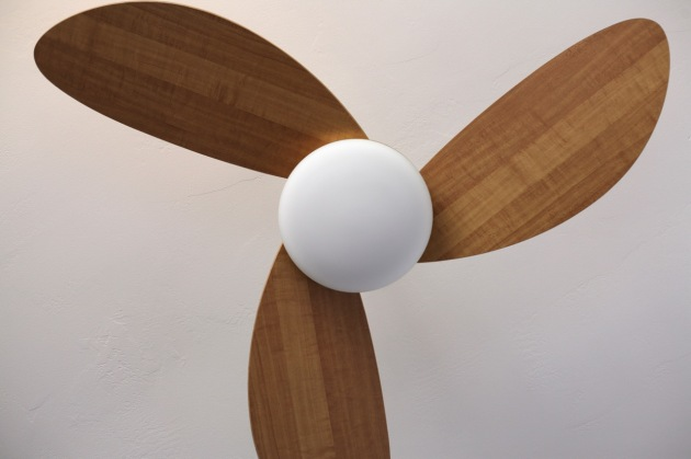 mid century modern ceiling fan my favorite ceiling fan and i painted it gold suburban pop 28915