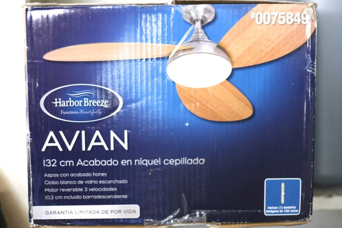 Harbor Breeze Avian Ceiling Fan