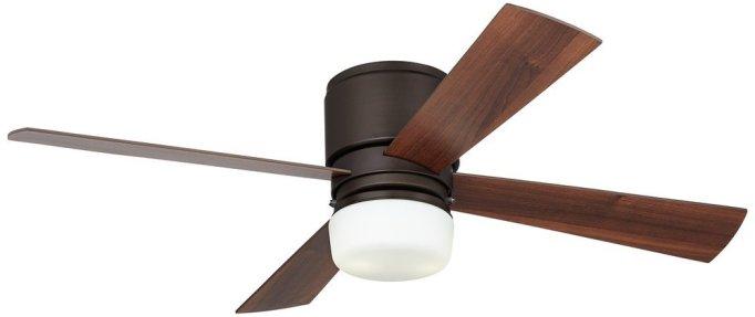 mid century modern ceiling fan