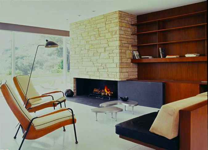 Neutra Singleton House Los Angeles Mid Century Vidal Sassoon