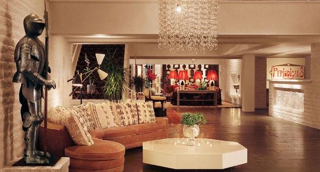 Parker Palm Springs Lobby Jonathan Adler