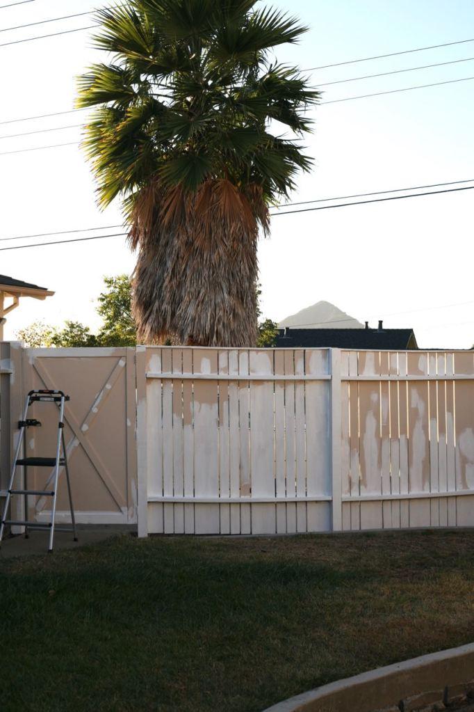 fence priming
