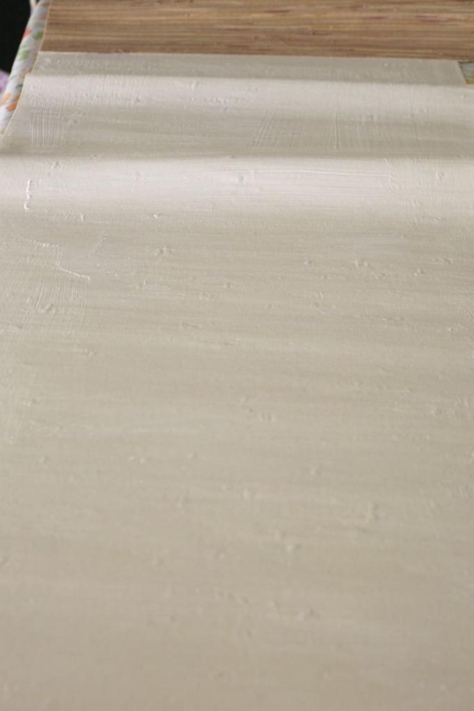 grasscloth wallpaper paste glue adhesive application