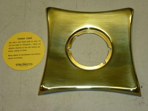ebay mid century escutcheon trimco