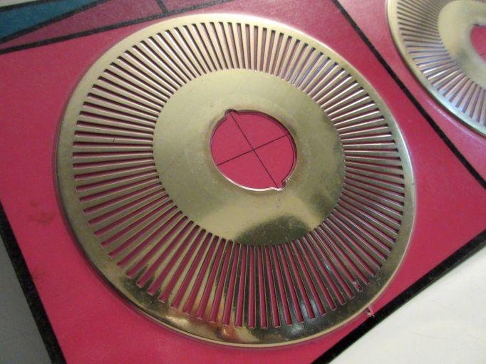 ebay mid century escutcheon kwikset rosette