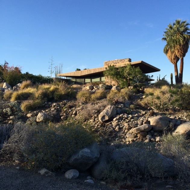Edris House Palm Springs