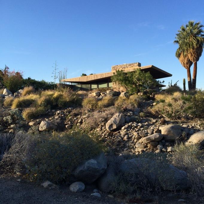 Edris House Palm Springs