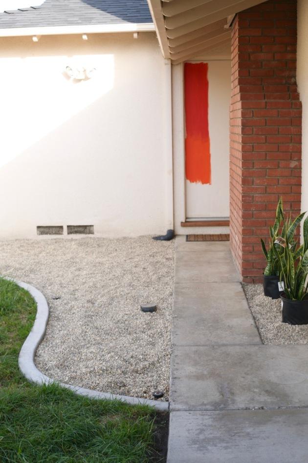 yard progress