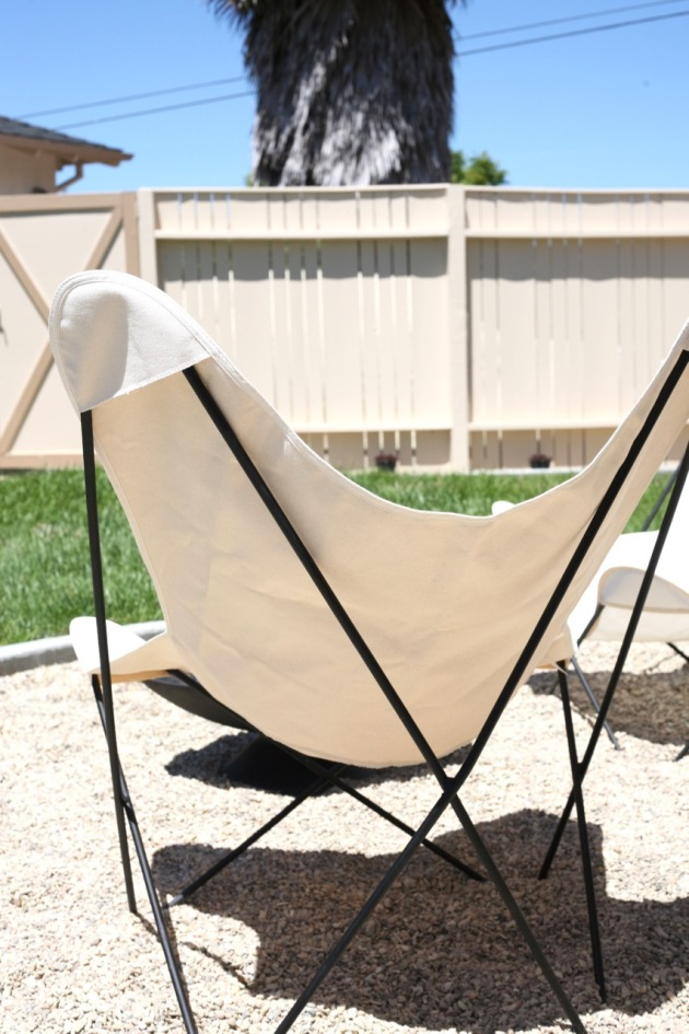 Vintage Butterfly Chair Covers Suburban Pop
