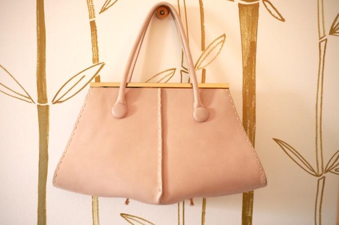 cb2 acrylic amber cylinder knob lucite wall hook vintage pink purse trina turk