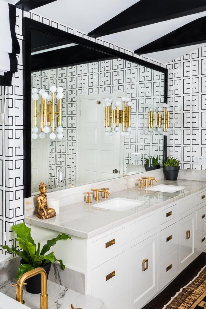 Jill Sorensen Bathroom