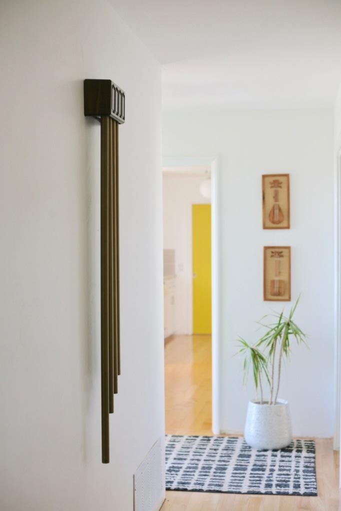 mid century rittenhouse long chime doorbell door bell emerson