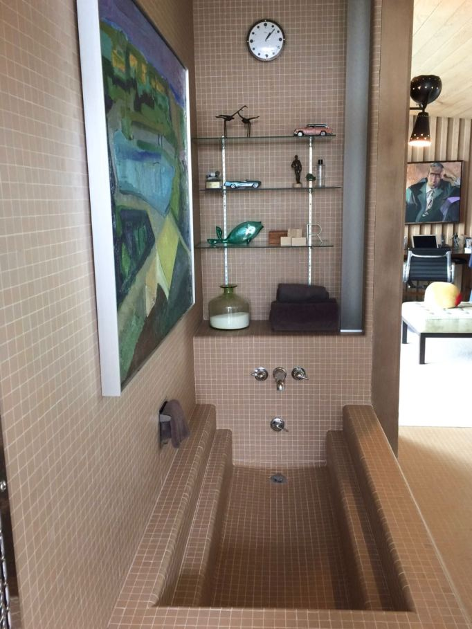 Edris House Bathroom Bath