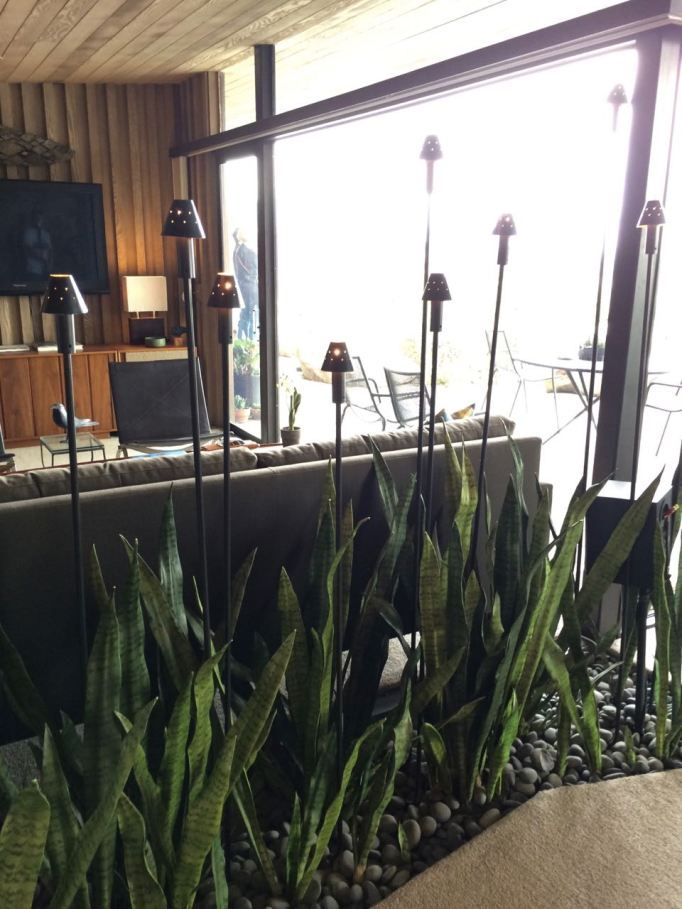 Edris House Planter Indoor mid century