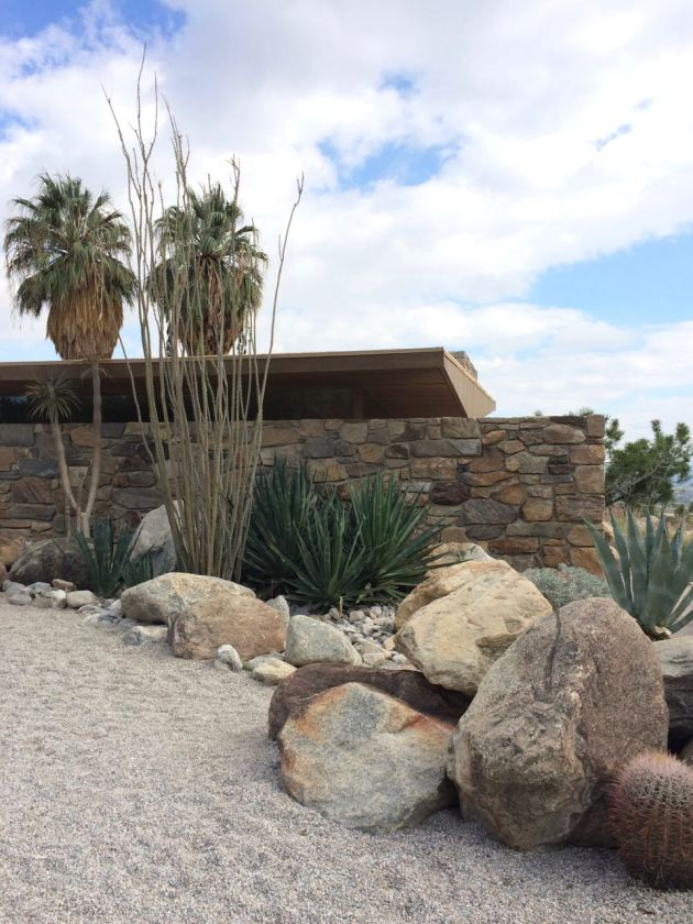 Edris House E Stewart Williams Palm Springs Desert Modern