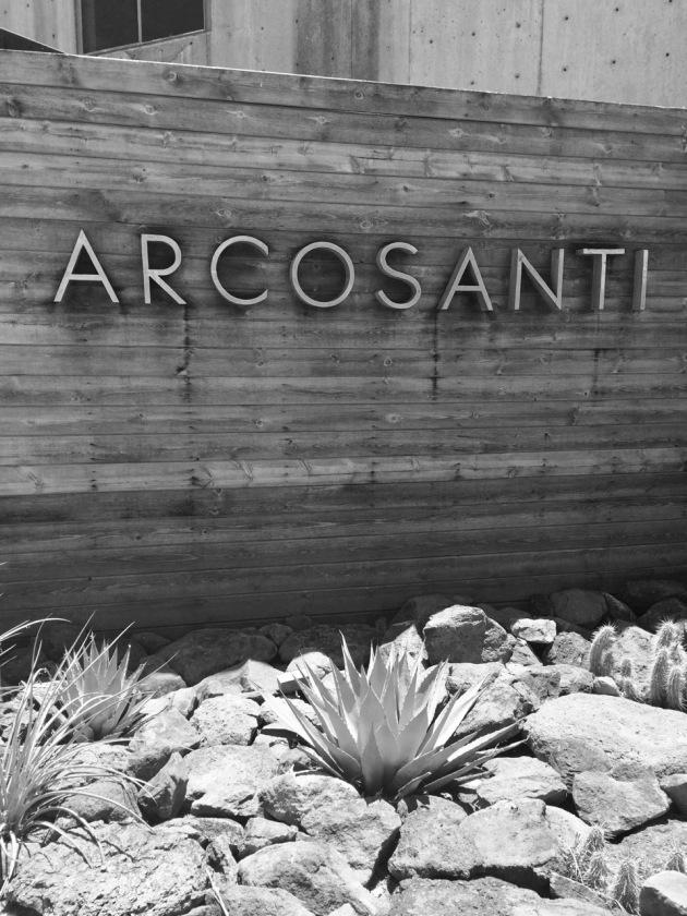Arcosanti Paolo Soleri arcology mid century architecture Arizona brutalist