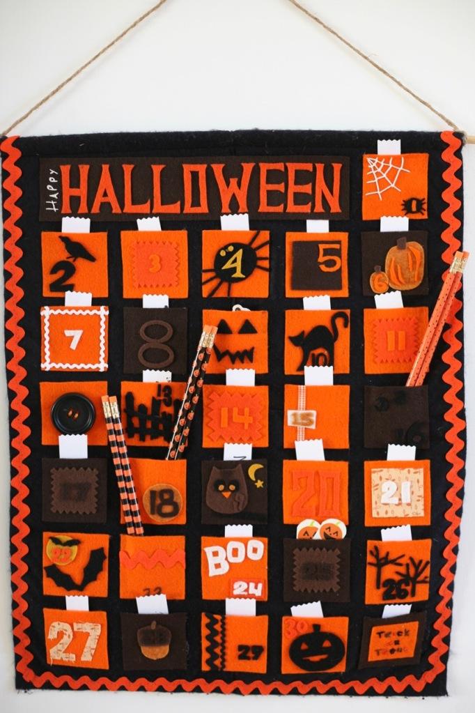 Halloween Advent Calendar Ideas Suburban Pop
