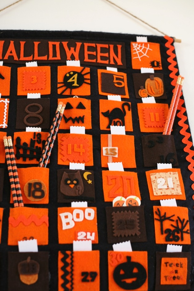 Nerd Alert October St And Im So On It Halloween Calendar Hung Up And Filled People Ready To Inhale The Best Time Of Year