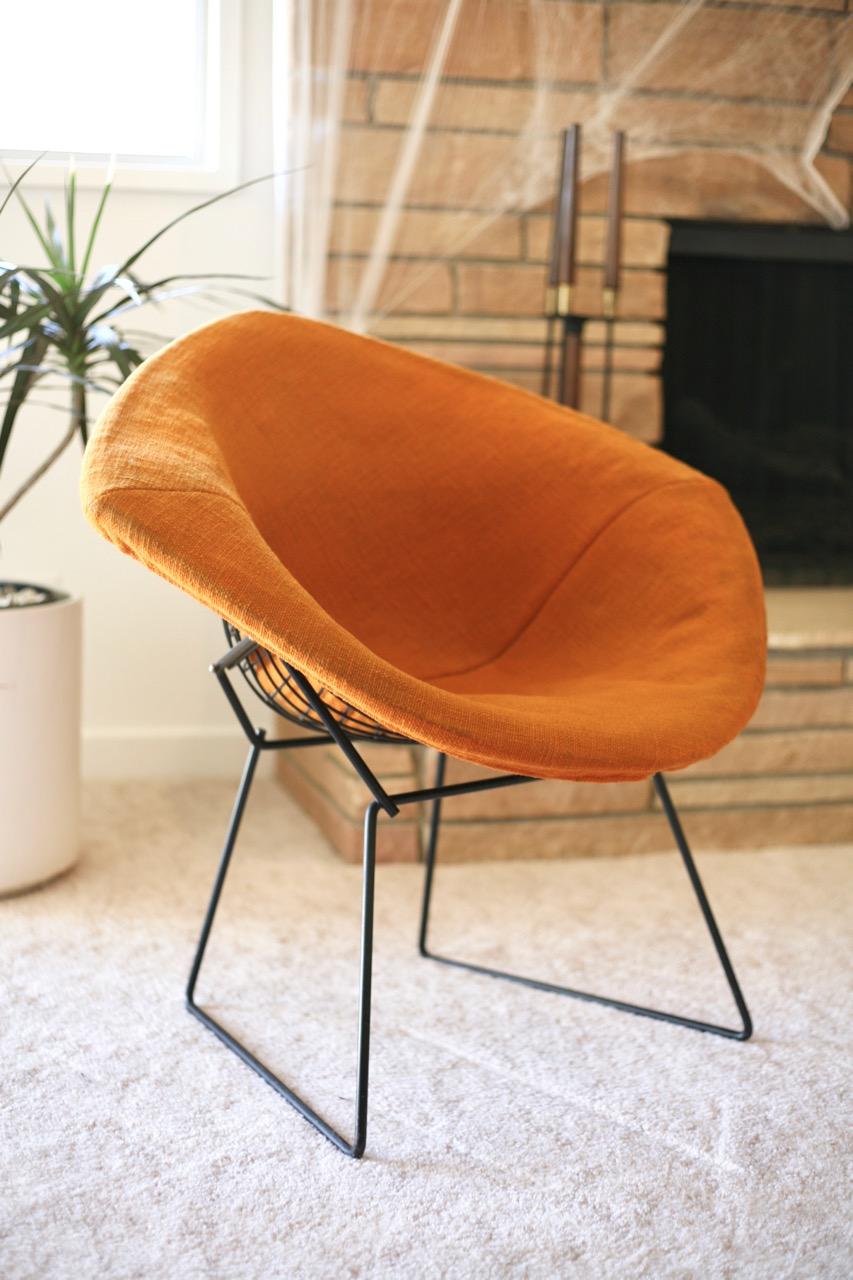 Exceptionnel Bertoia Diamond Chair Cover