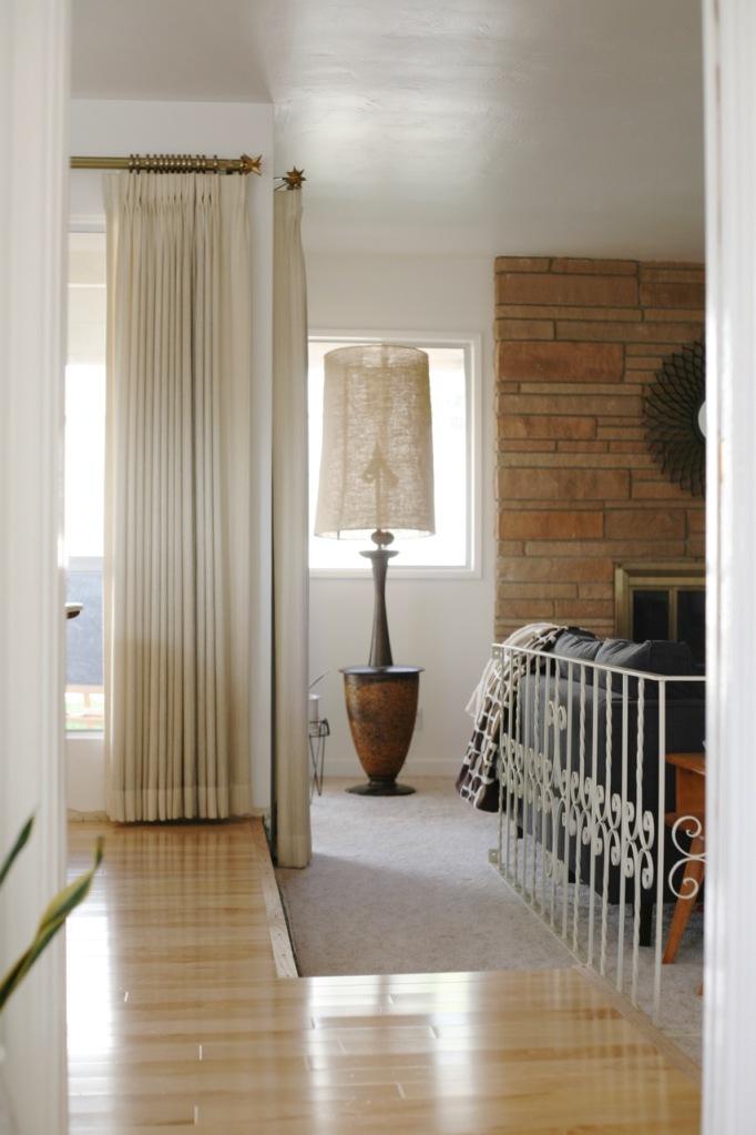 Diy Mid Century Walnut Room Divider Suburban Pop